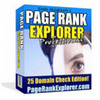 Thumbnail *NEW* Page Rank Explorer PRO With PLR 2011