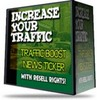 Thumbnail *NEW*Traffic Booster News Ticker (with resell rights)2011