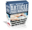 Thumbnail **NEW**Article Page Machine with Master 2011