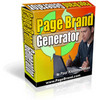 Thumbnail *New* Page Brand Generator (MRR) 2011