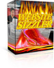 Thumbnail *NEW* Website Sizzler Software PLR - create content 2011