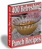 Thumbnail *NEW* 400 Refreshing Punch Recipes 2011