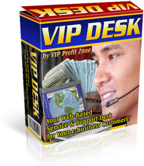 Product picture *NEW* VIP Desk Script - Recommended To All Websites 2011