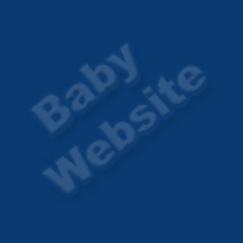Product picture *New* Baby Minisite -Sell Baby Products Online 2011