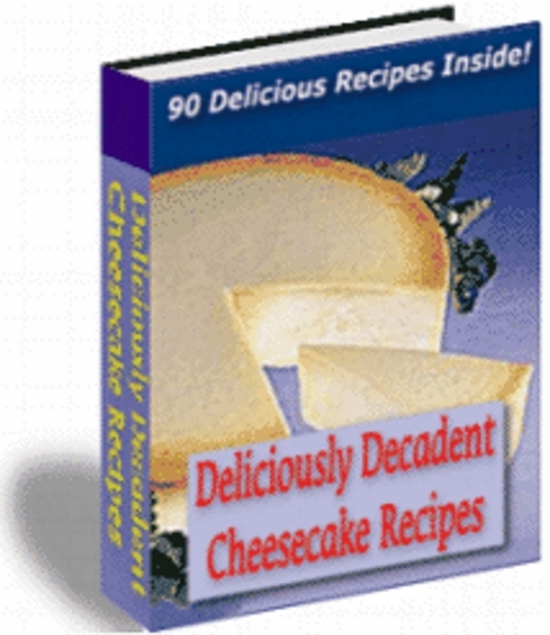 Product picture *NEW* Cheese Cake Recipes With Master Resale Rights 2011