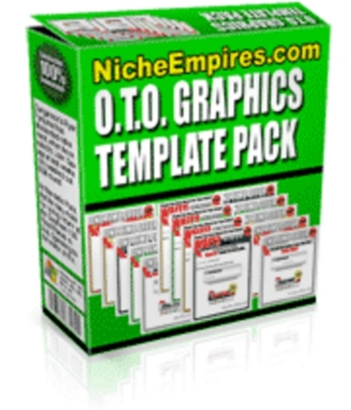 Product picture *NEW* O.T.O. Graphics Template Pack 2011