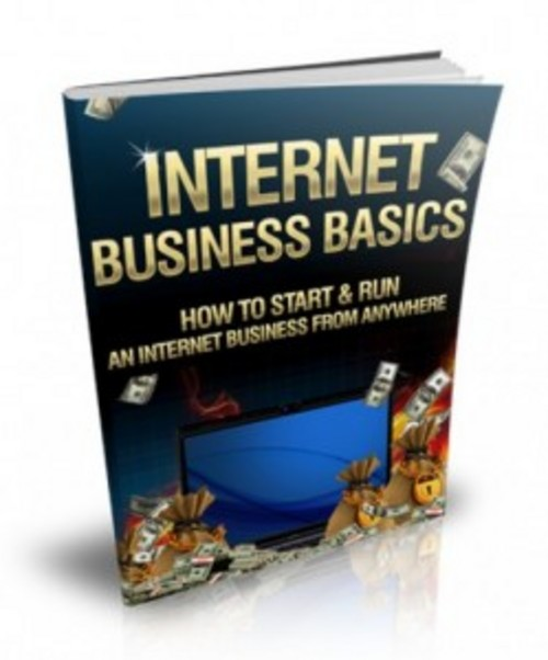 Product picture *NEW* Internet Business Basics 2011