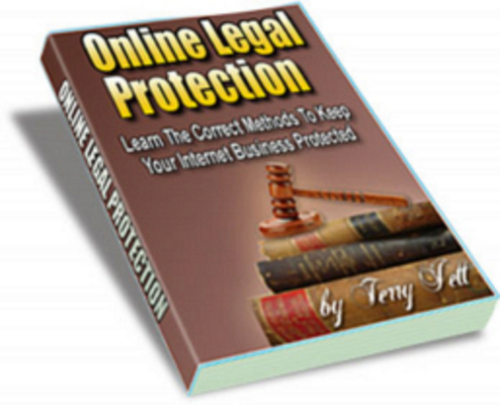 Product picture *NEW* Online Legal Protection 2011