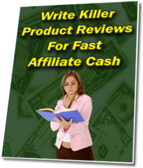 Product picture *NEW* Write Killer Product Reviews  2011