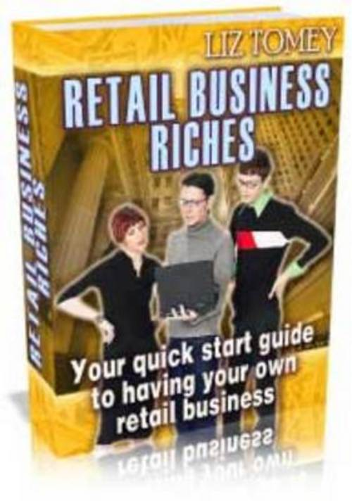 Product picture *NEW* Retail Business Riches 2011