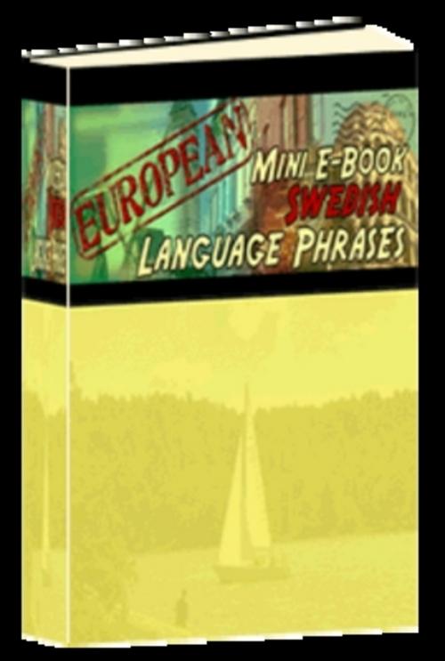 Product picture *NEW*Swedish Phrase Mini-Ebook  2011