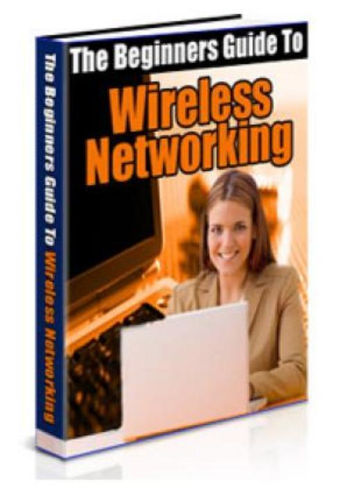 Product picture *NEW* Wireless Networking.zip 2011