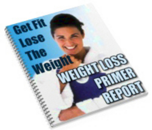 Product picture *NEW* Weight Loss Primer Report 2011