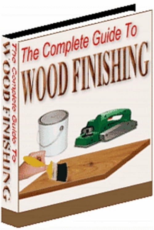 Product picture *NEW* wood finishing.zip 2011